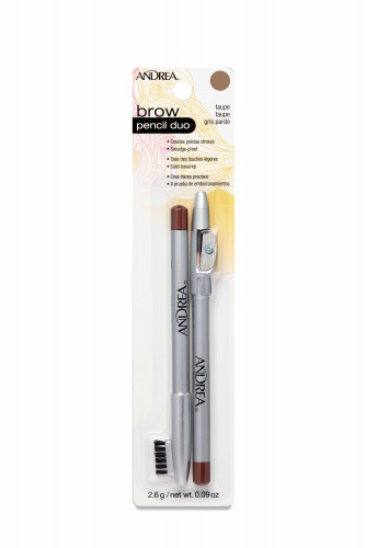 Andrea Brow Pencil Duo, Medium
