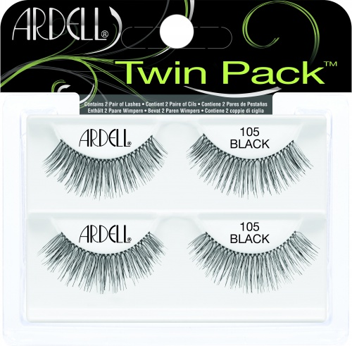 Ardell Twin Pack #105 Lashes