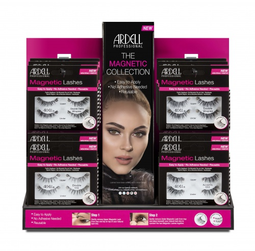 Ardell 12 pc Magnetic Lash Display (67902)