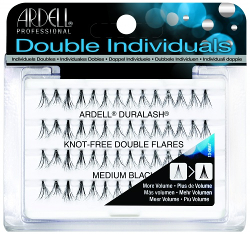 Ardell Duralash Knot-Free Double Individual Lashes Medium