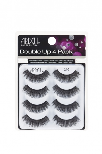 Ardell Double Up 4 Pack Lash 205 Multipack (66692)