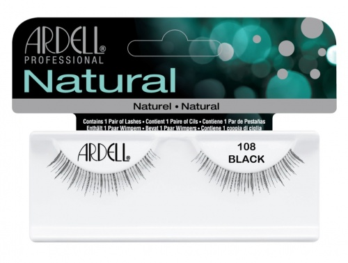 Ardell Fashion Lashes #108 (New Packaging)