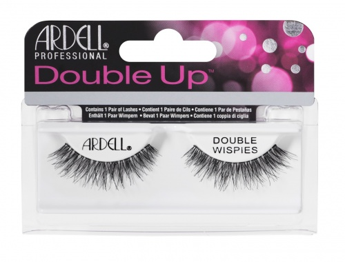 Ardell Double Up Wispies Black Lashes - BOGO (Buy 1, Get 1 Free Deal)