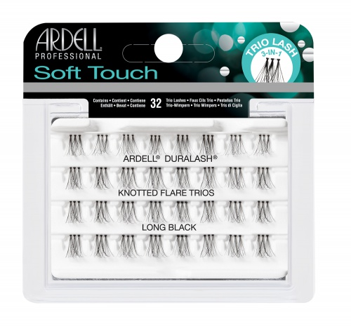 Ardell Professional Double Trio Individual Long Black (66495)